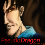 'PseudoDragon' by