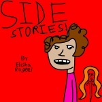 'Side Stories' by LadyGamerComic