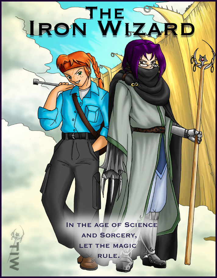 The Iron Wizard Volume I