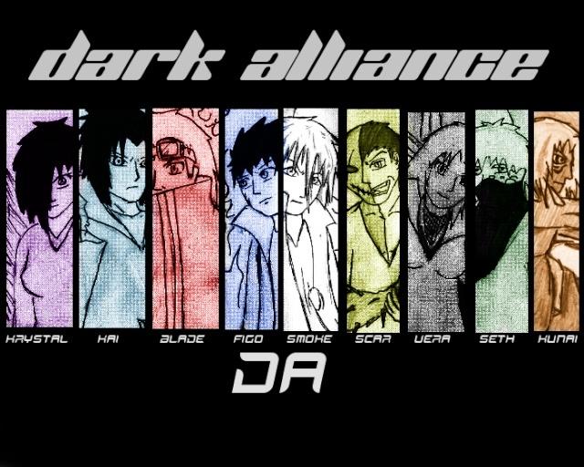Dark Alliance! Kimura Kai Ch:1