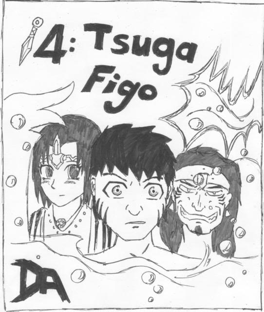 Dark Alliance! Tsuga Figo Ch:4