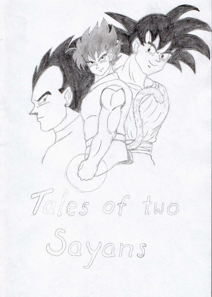 Tales of two sayans