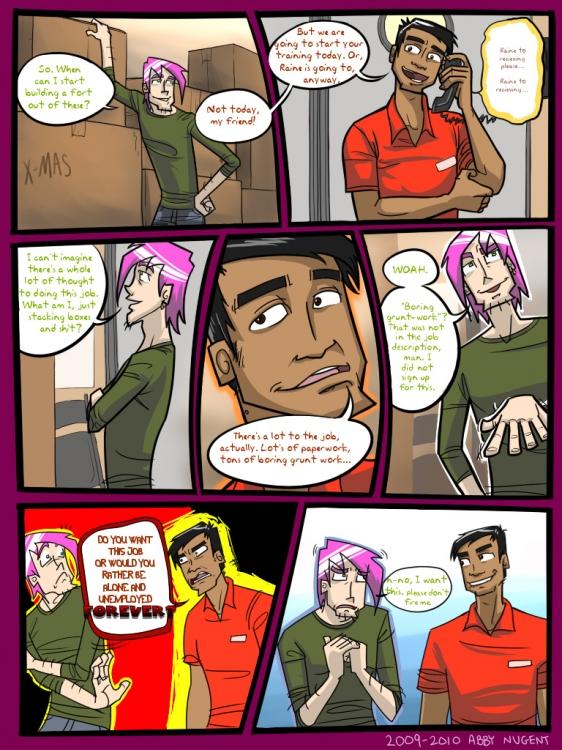 Comic page 6