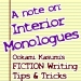 Interior Monologues