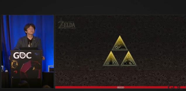 GDC zelda talk