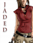 'Jaded' by