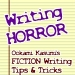 Cover for Writing HORROR
