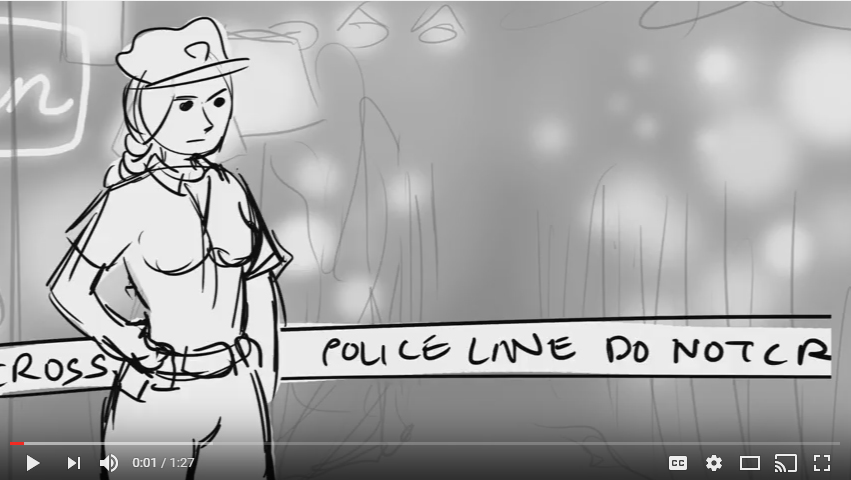 dragon mall quest animatic
